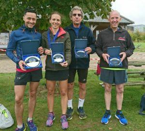 Abington 10 2017 Medal winners.
